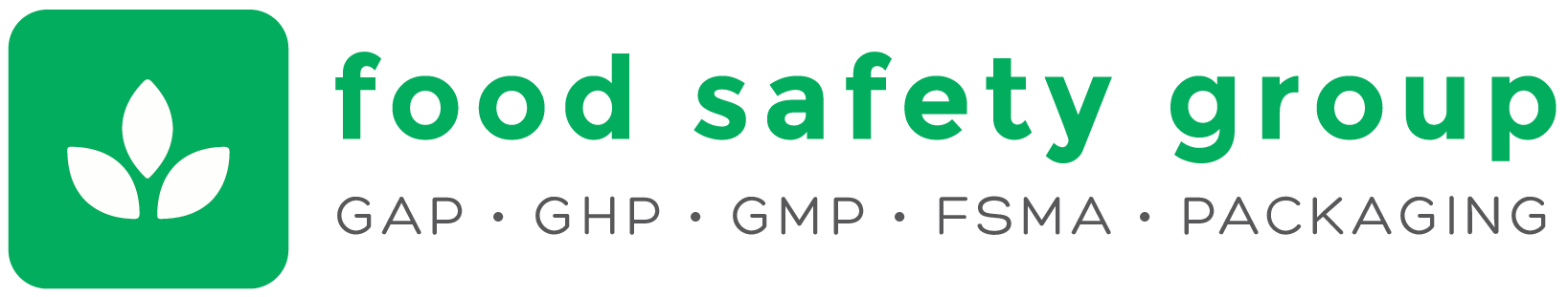 Food Safety Group | GAP • GHP • GMP • FSMA • Packaging